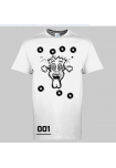 Brain Records Limited Edition (  Numbered Tee )