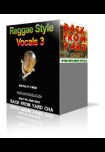 Ragga Jungle Vocals 3 -Reggae Style Singing Vocals