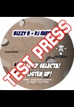 Bizzy B + DJ Ruffkutt   ( TEST PRESS ) 1 of 30